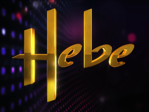 programa hebe na redetv logotipo