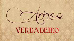 Amor Verdadeiro - Logotipo