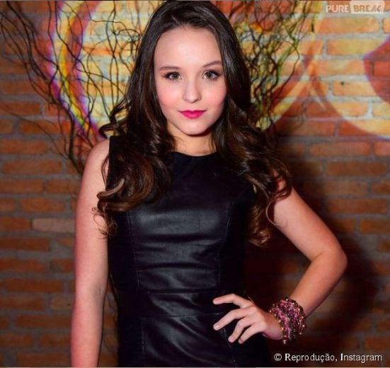 O perfil oficial das Organizações das Nações Unidas para Educação, Ciência  e Cultura, UNESCO, no Twitter desmentiu a atriz Larissa Manoela, de 16  anos, ... 5115a78285