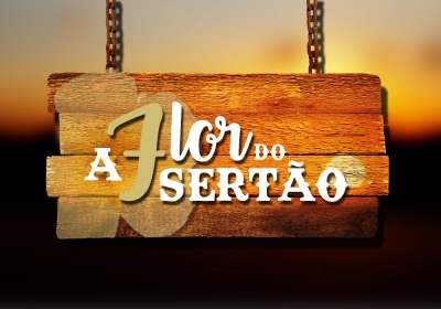 A Flor do Sertão - Logo