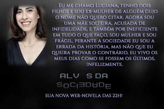 Chamada - Luciana