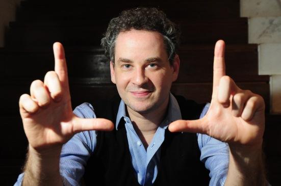 Dan Stulbach, ator e apresentador