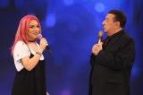 """""""Programa Raul Gil"""" traz Priscilla Alcantara em """"Jogo do Banquinho"""" especial nestesábado"""