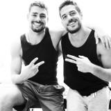 Marco Pigossi será serial killer gay apaixonado por Cauã Reymond na próxima novela de AguinaldoSilva!