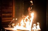 """Hoje, em """"A Força do Querer"""": Cláudio sofre um grave acidente de carro e Bibi coloca fogo norestaurante!"""