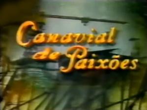 Canavial de Paixões MX