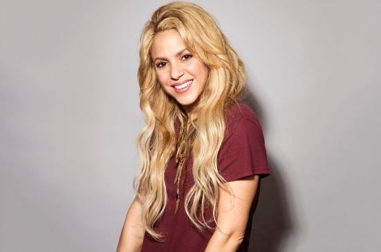 Shakira Portrait Session